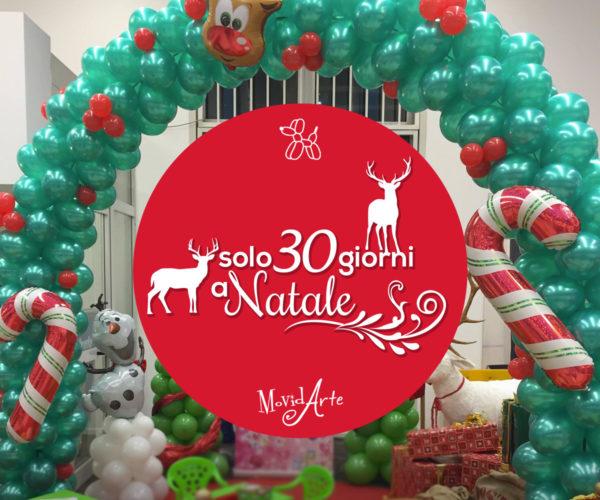 ❤ Mancano solo 30 giorni a Natale!!!