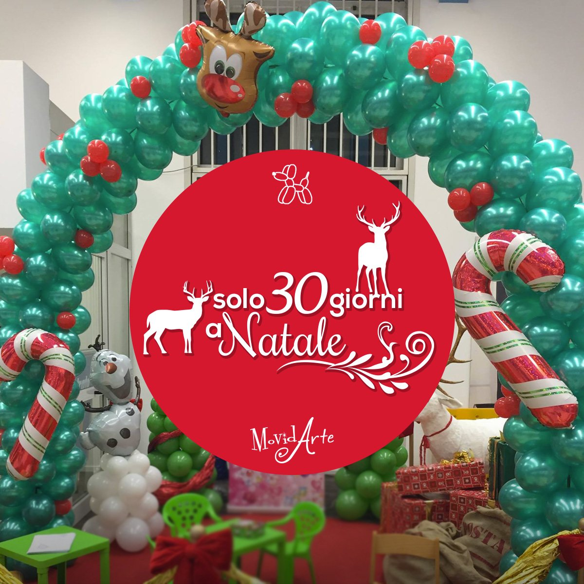 -30 a Natale