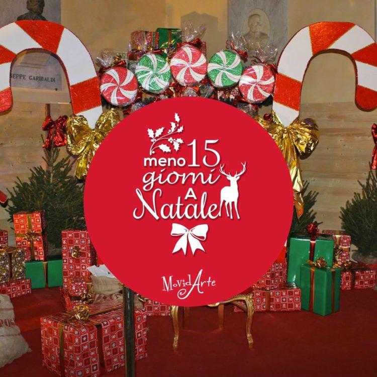 meno 15 giorni a Natale
