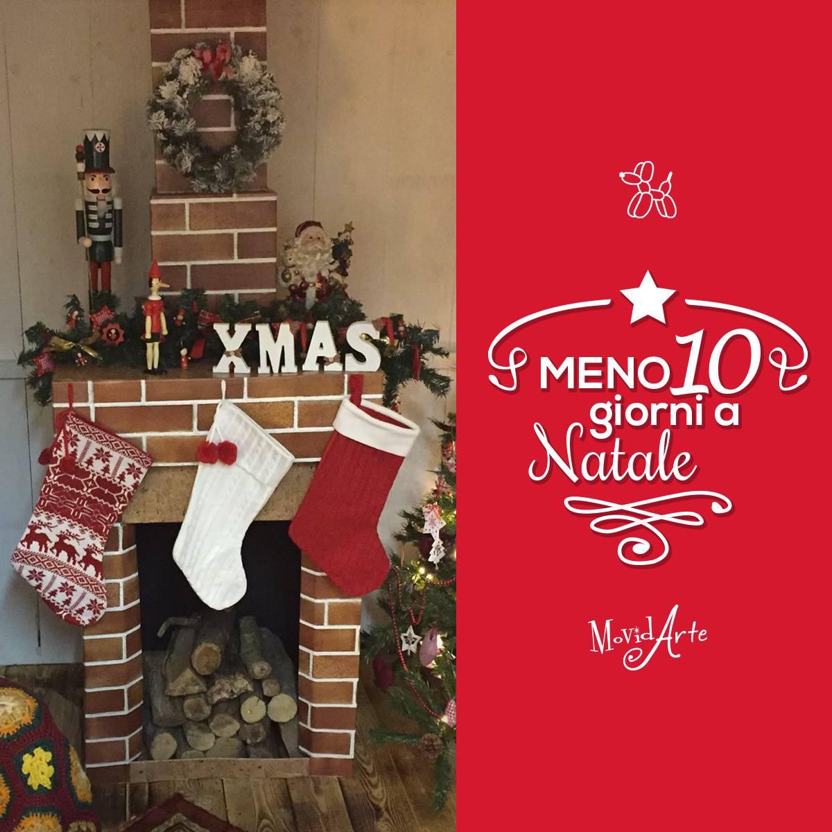 Meno 10 giorni a Natale