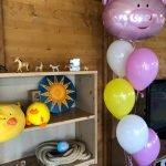 Allestimento Festa Compleanno Movidarte