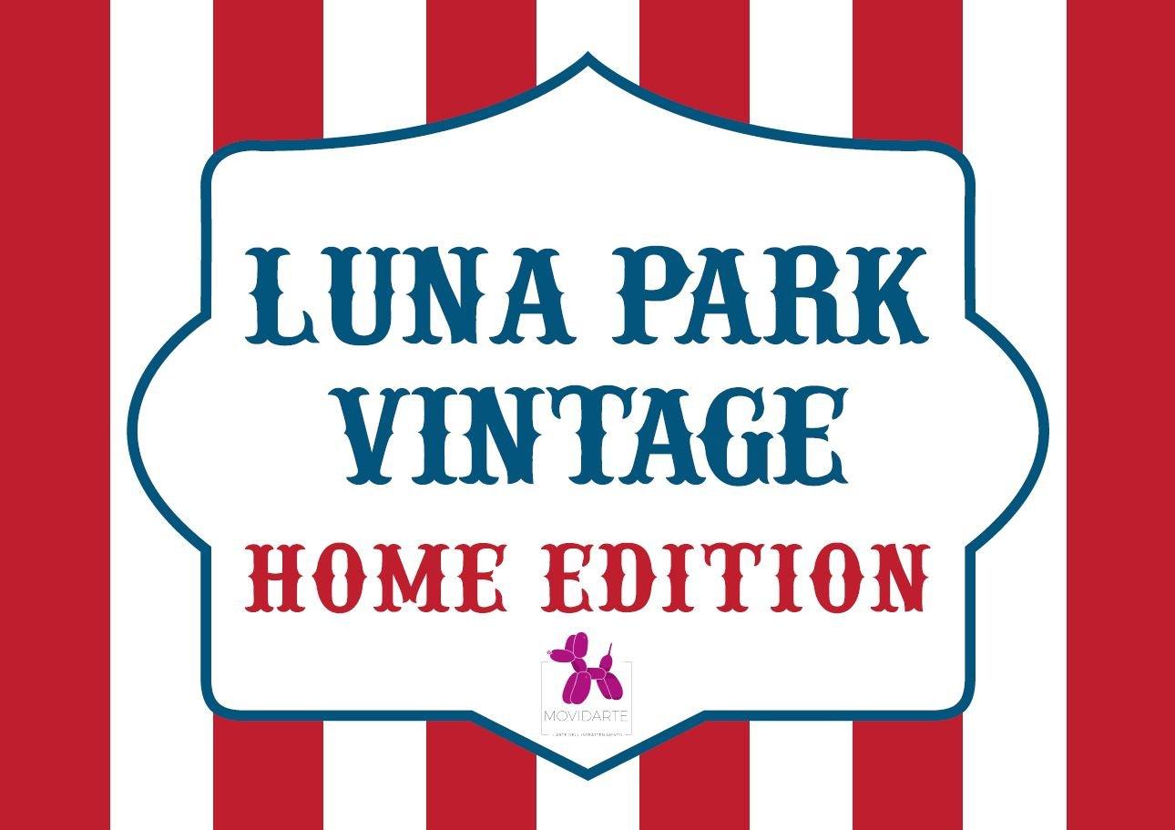 Luna Park Vintage Home Edition - Movidarte