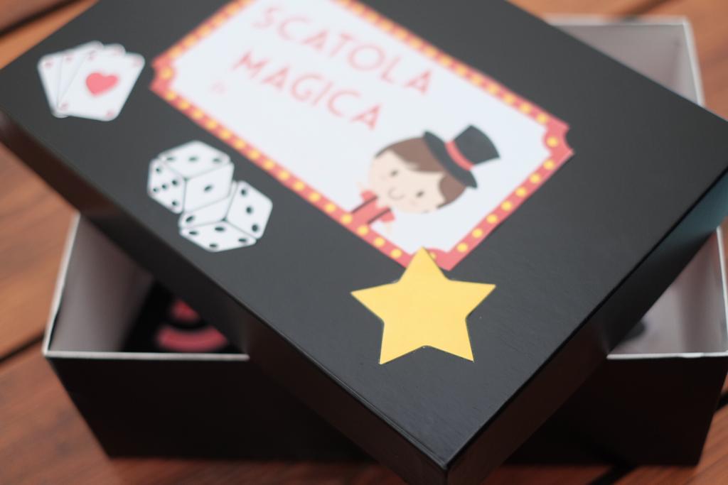 La scatola magica - Movidarte
