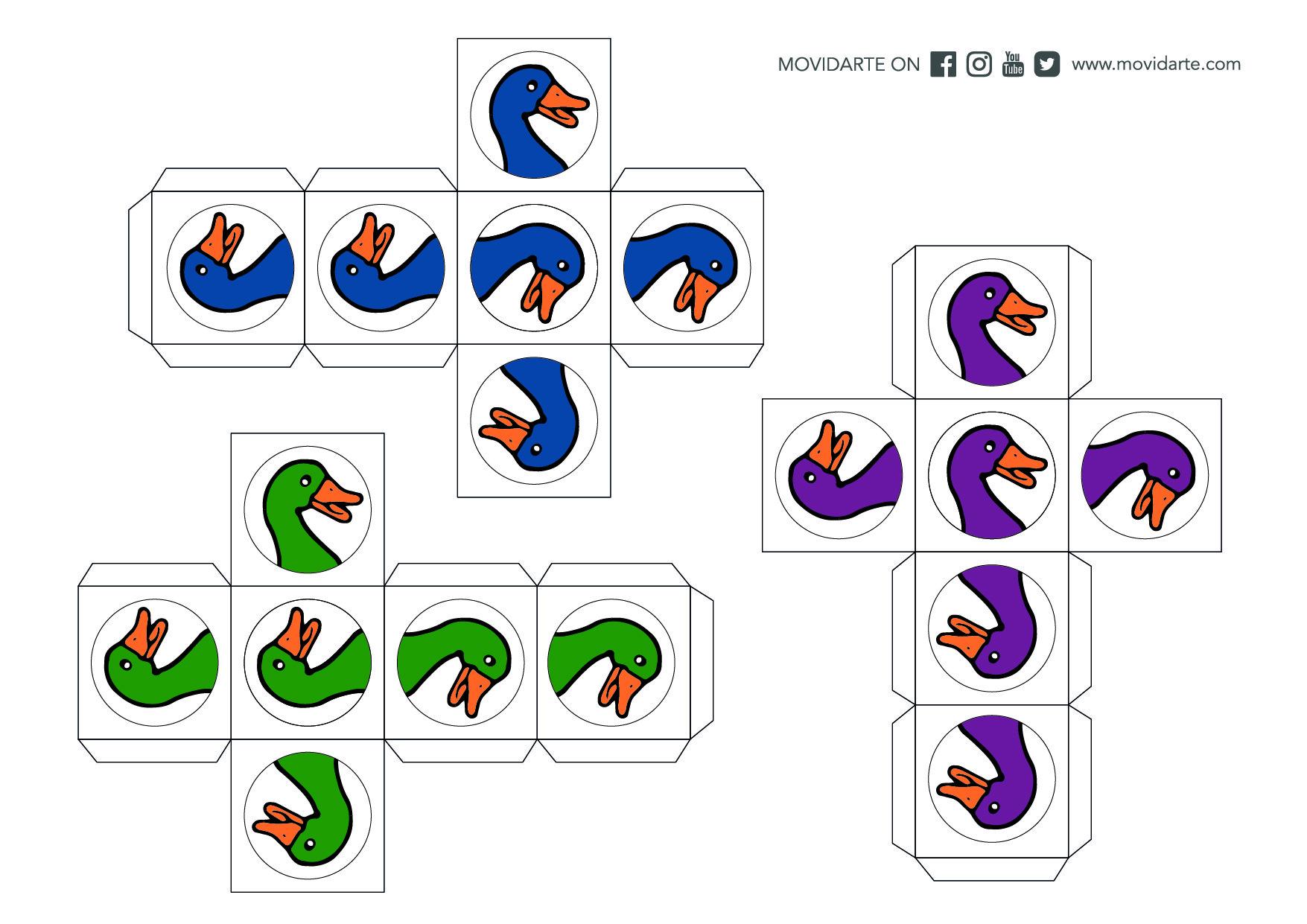 Gioco dell'Oca Ecologico Gigante - Movidarte