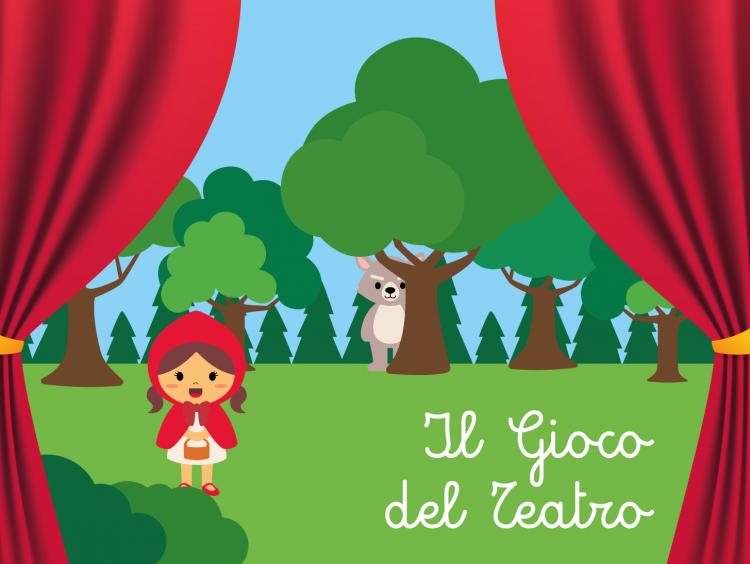 Il Gioco del teatro - Laboratorio di teatro per bambini - Movidarte - laboratorio manuale