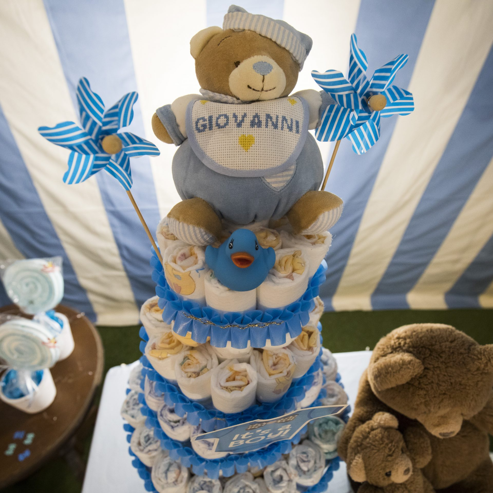 Allestimento Baby Shower - Movidarte