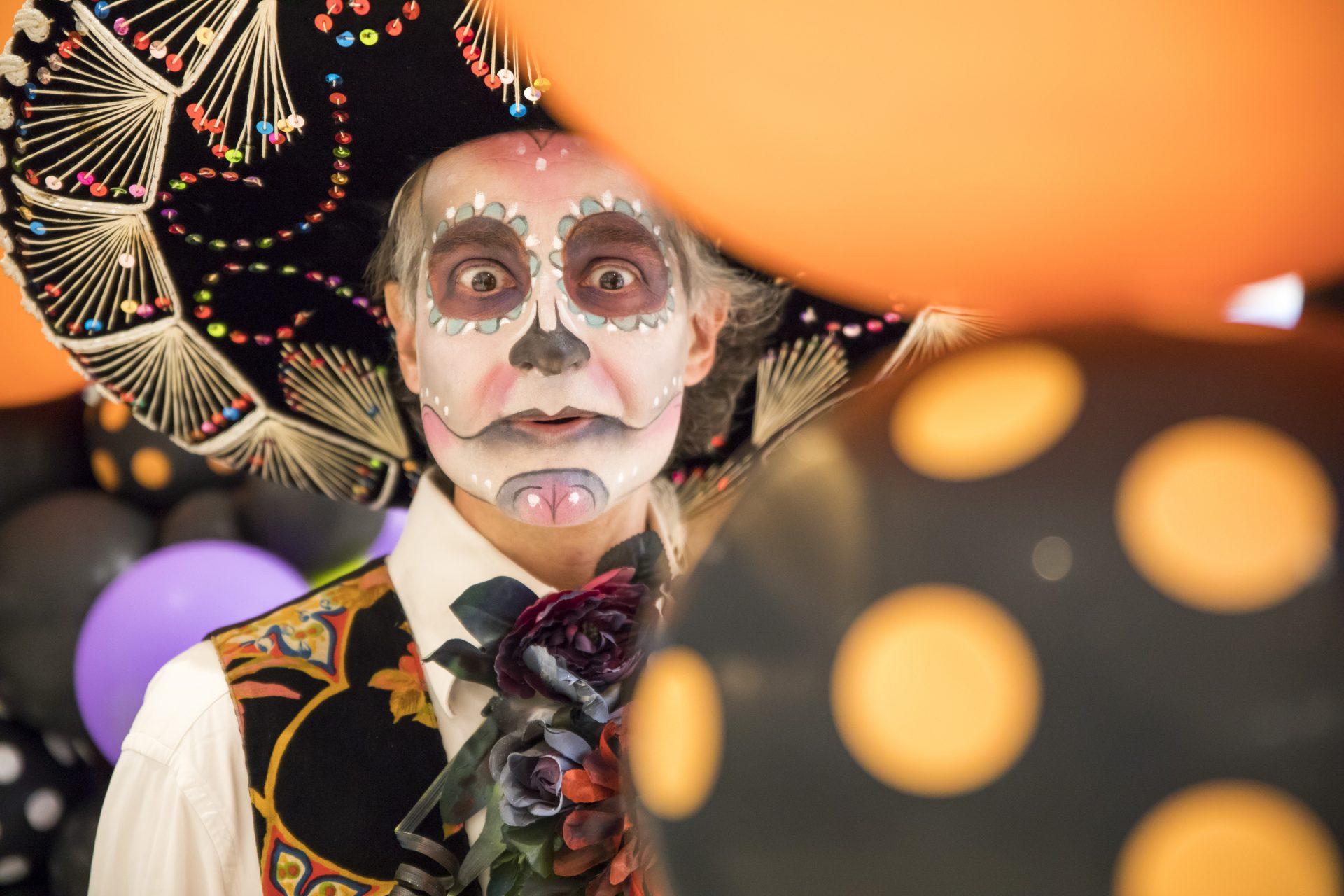 Halloween con Movidarte