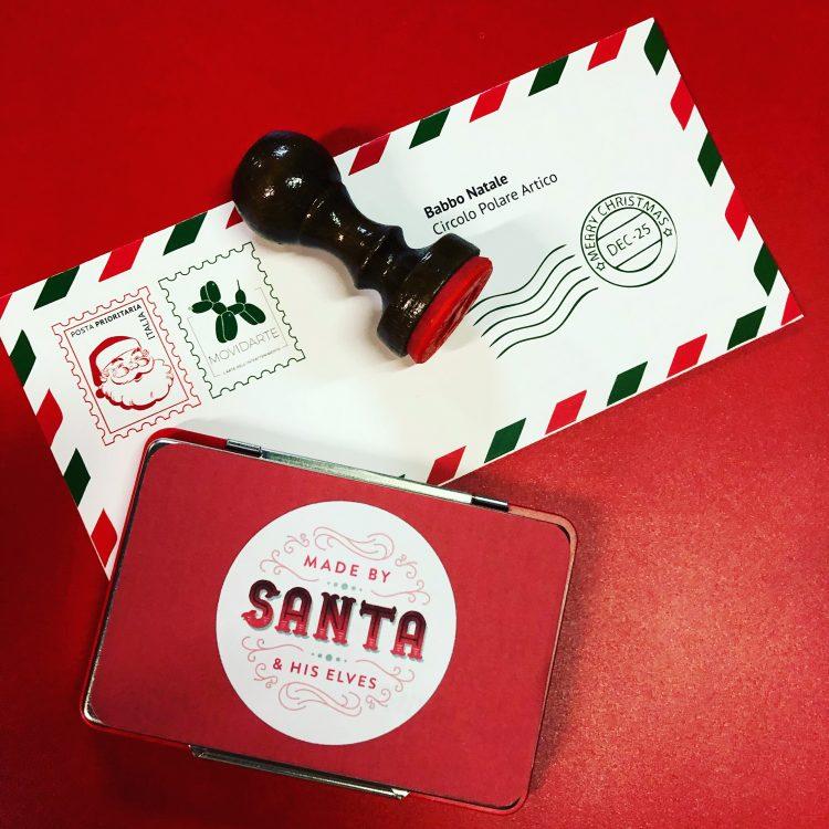 Letterina per Babbo Natale - Movidarte