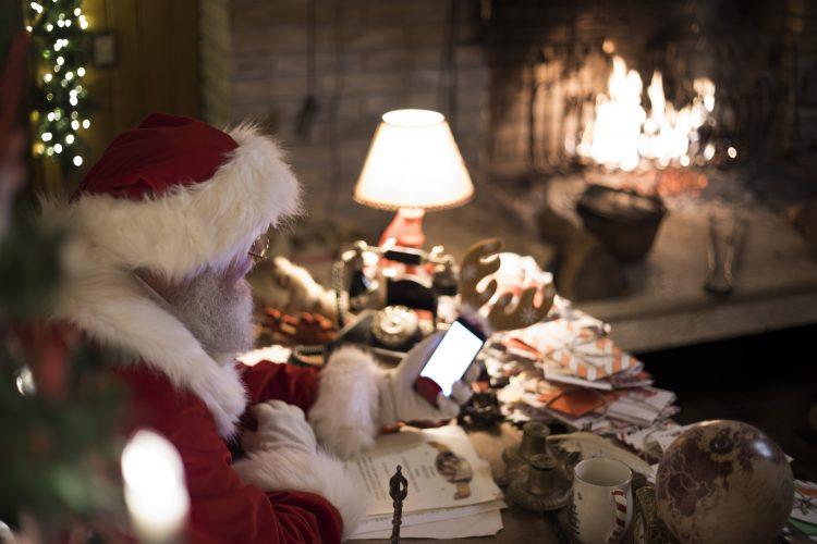 Babbo Natale videomessaggio - Movidarte